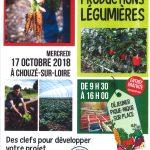 Journée découverte des productions légumières