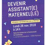 DEVENIR ASSISTANT(E) MATERNEL(LE)