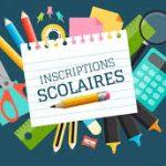INSCRIPTION ECOLE DES MOULINS année scolaire 2019-2020