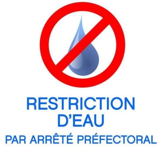 Limitation ou suspension temporaire des usages de l'eau