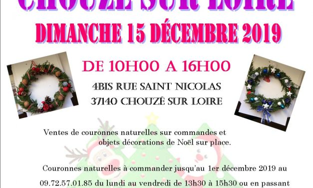 VENTE DE DECORATIONS DE NOEL